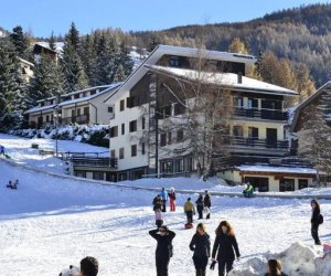 SAUZE d'OULX (TO) - Hotel Hermitage