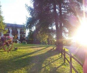 SAUZE d'OULX (TO) - Park Hotel Gran Bosco